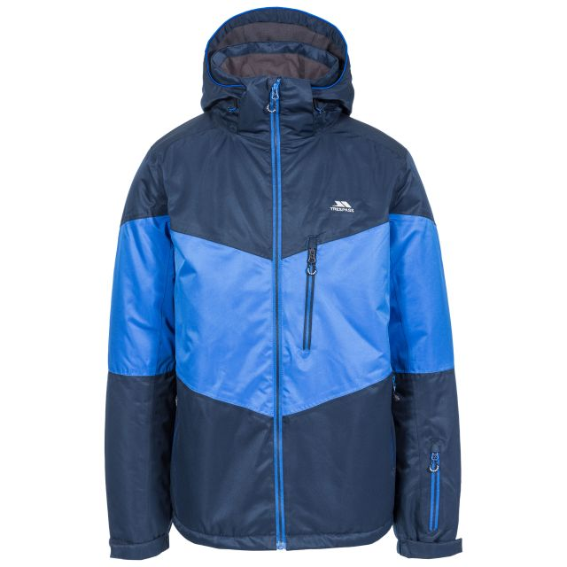 Alport Men's Waterproof Ski Jacket in Navy