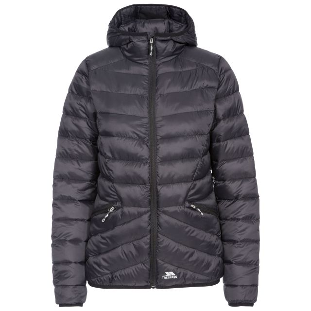 Alyssa Women's Padded Jacket in Black