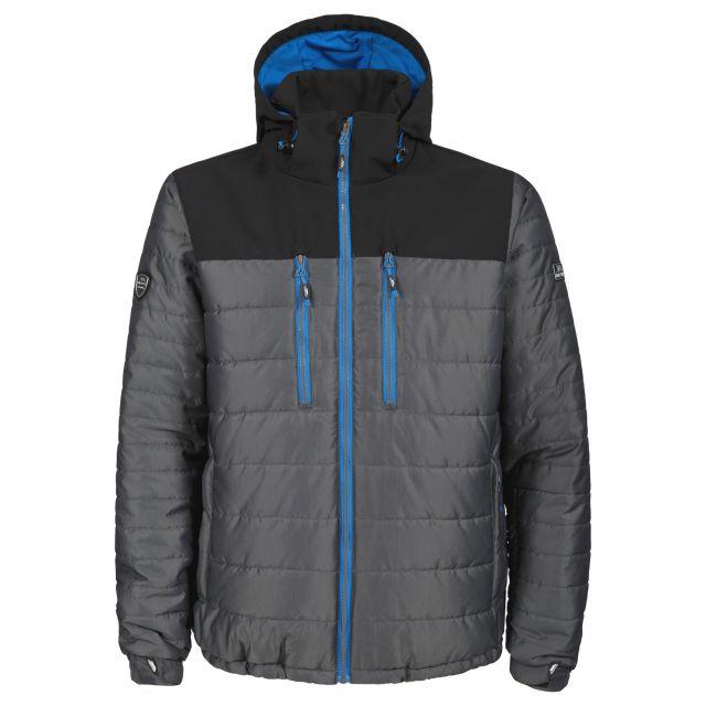 Amble Men's Ski Jacket in Grey