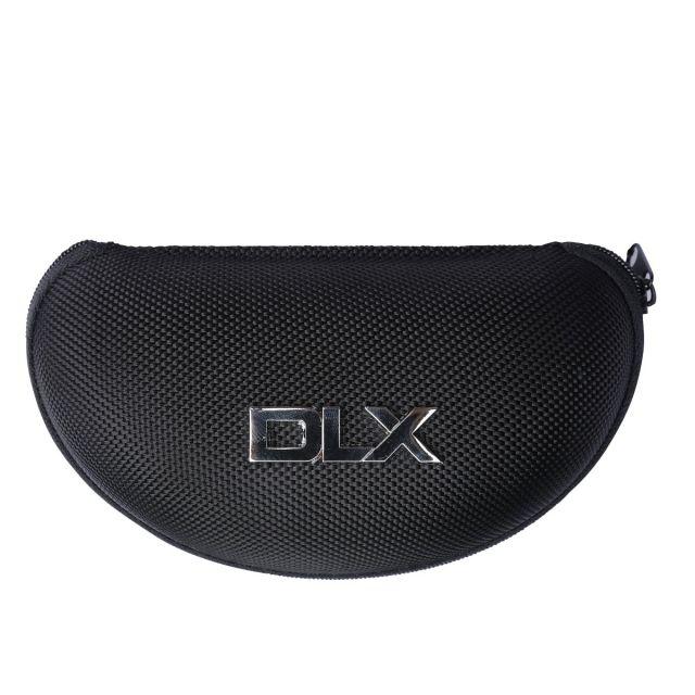 Amp Unisex DLX Sunglasses in Black