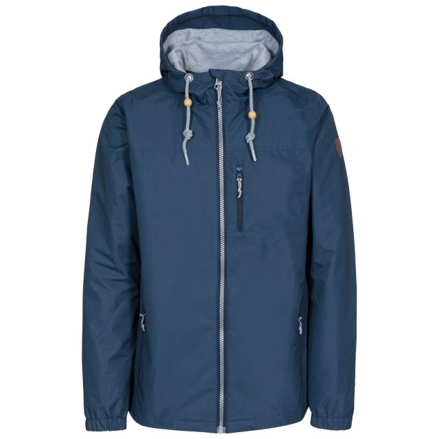 Anchorage Men's Waterproof Jacket in Navy