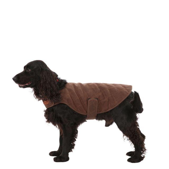 Artemis Water Resistant Diamond Quilted Dog Jacket - BARK M