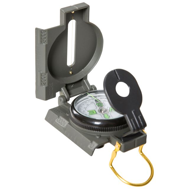 Sighting Compass in Grey