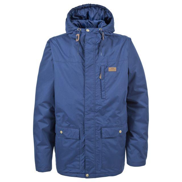 ASTON Mens Waterproof Jacket in Navy