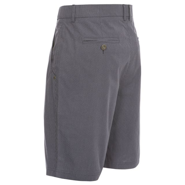 Atom Men's Shorts in Grey