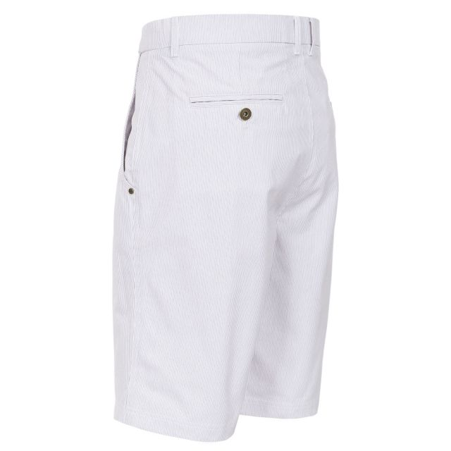 Atom Men's Shorts in White