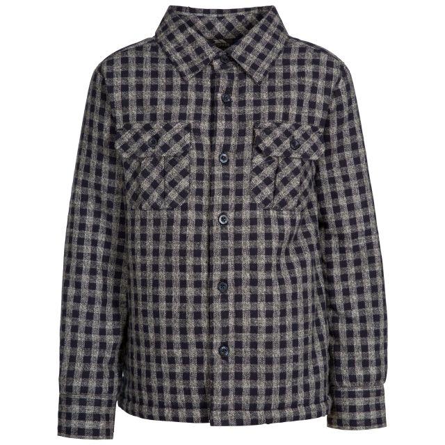 Average Kids' Checked Cotton Shirt