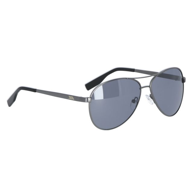 Aviator Adults' Sunglasses in Grey