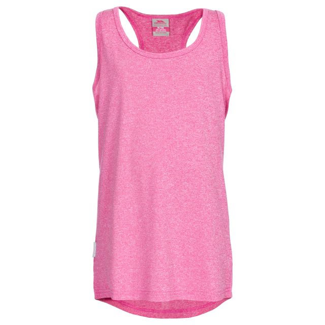 Bali Girls Active Vest in Pink
