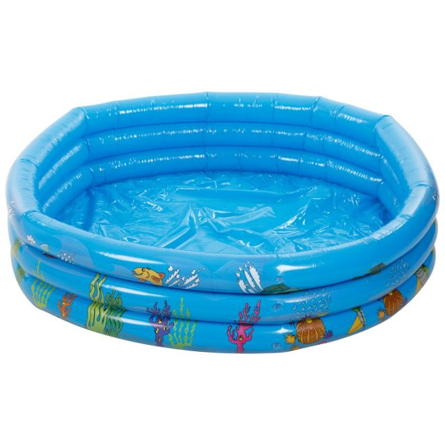 Kids' Inflatable Family Paddling Pool in Blue