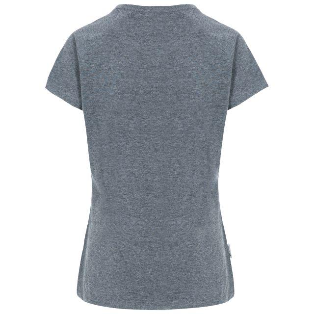 Benita Women's Crew Neck T-Shirt in Black