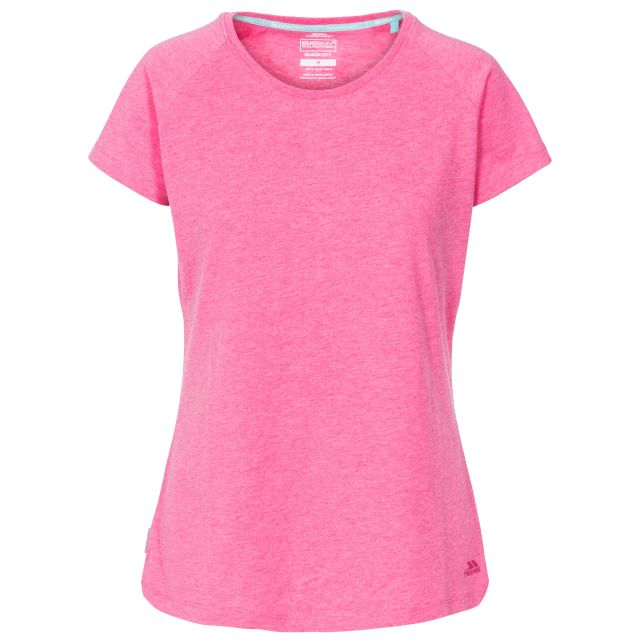 Benita Women's Crew Neck T-Shirt - PAD