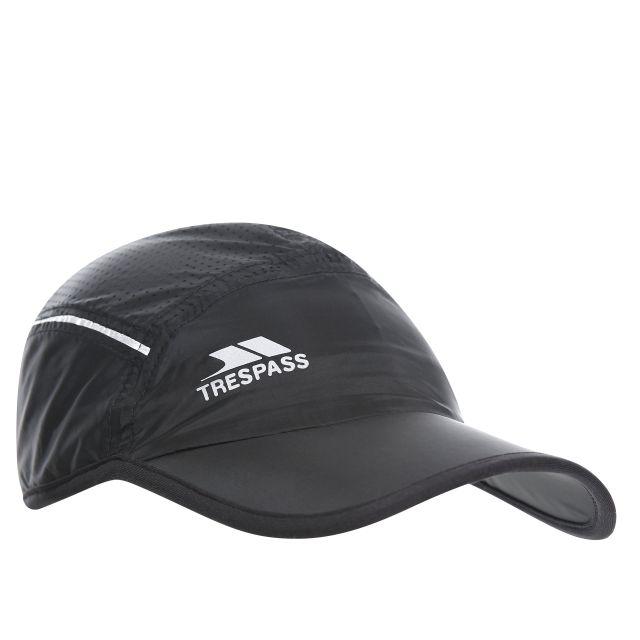 Benzie Unisex Adjustable Baseball Cap in Black