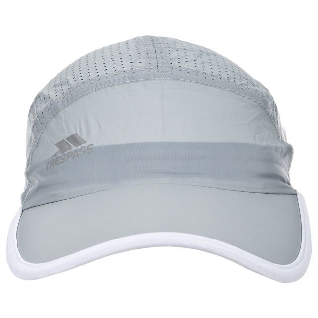 Benzie Adults' Adjustable Baseball Cap in Grey