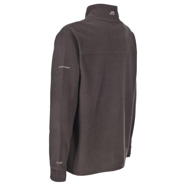 Bernal Men's Sueded Fleece Jacket in Khaki