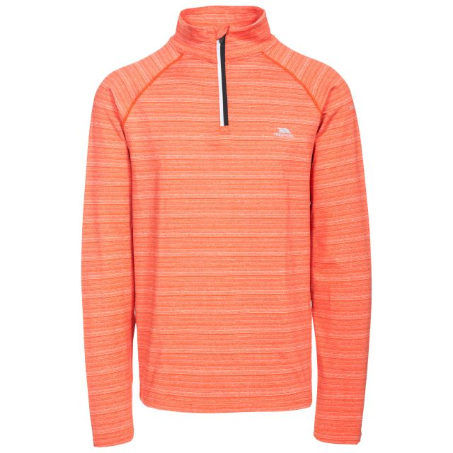 Birney Men's Quick Dry Active Top - HOG