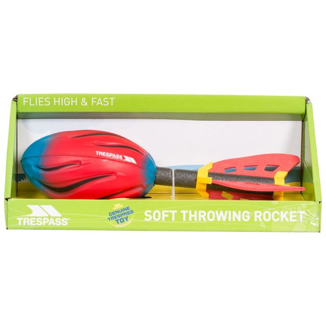 Throw Rocketball in Assorted