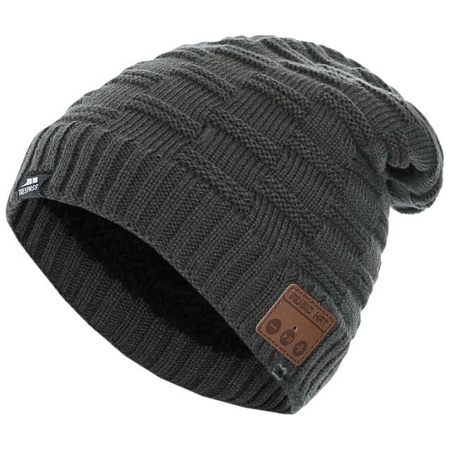 Bluebeats Unisex Bluetooth Beanie Hat in Grey
