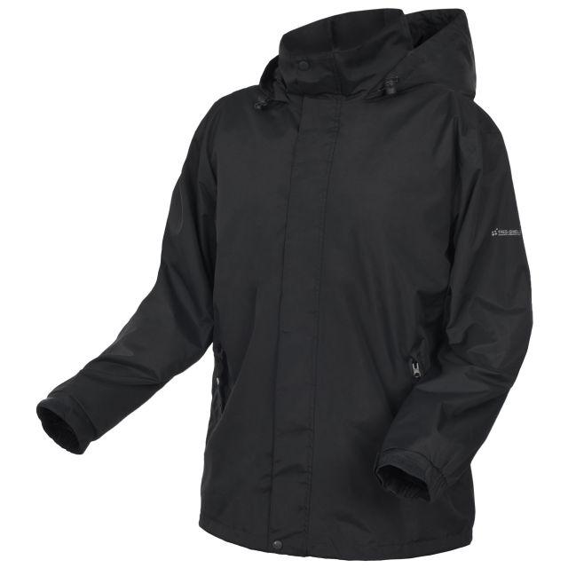 Boncarbo Men's Waterproof Jacket in Black
