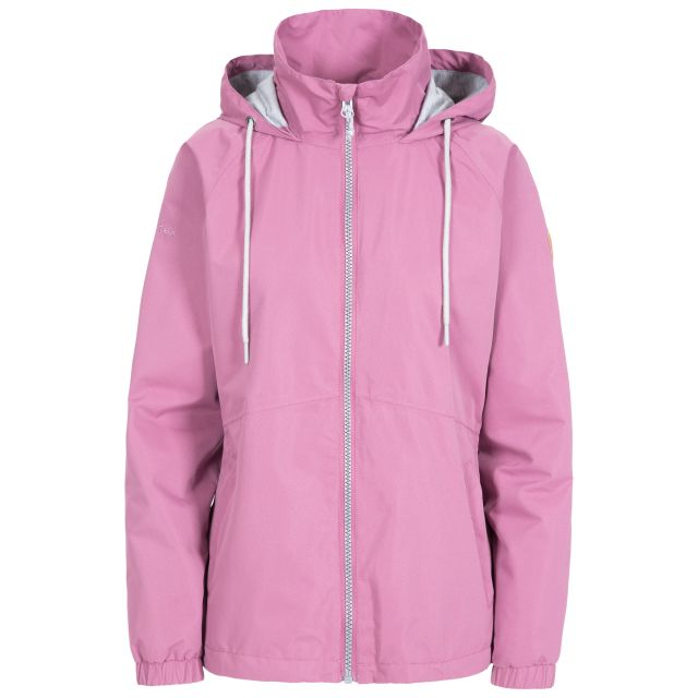Boom Women's Waterproof Jacket in Purple