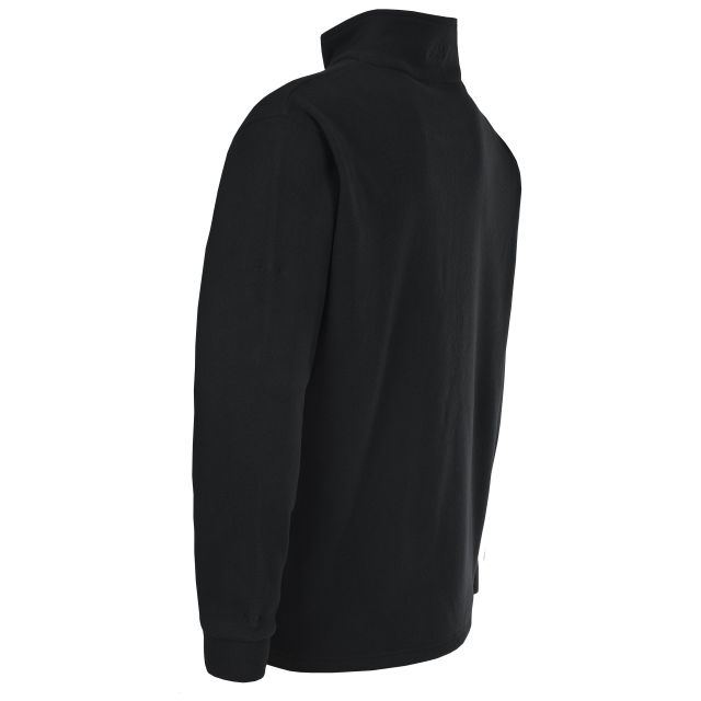 Boyero Men's Fleece Jacket in Black