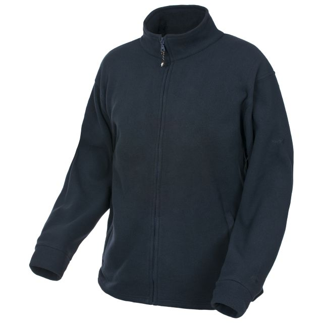 Boyero Men's Fleece Jacket in Navy