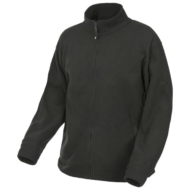 Boyero Men's Fleece Jacket in Khaki