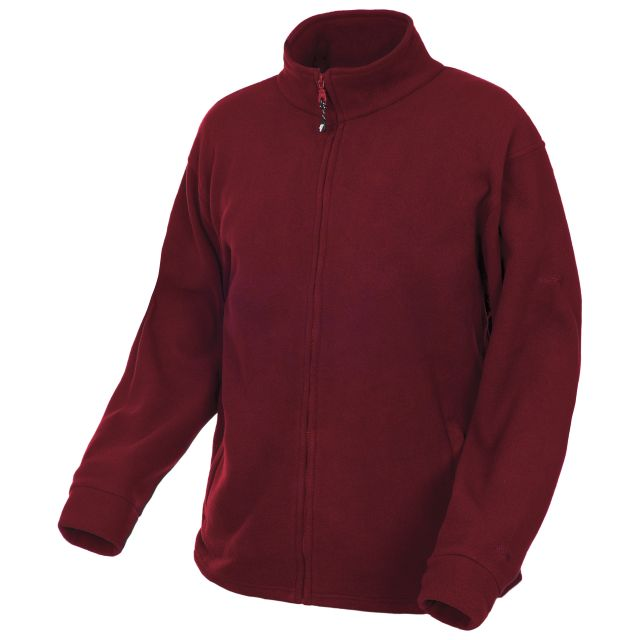 Boyero Men's Fleece Jacket in Red