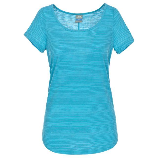 Brea Women's Active T-shirt in Blue