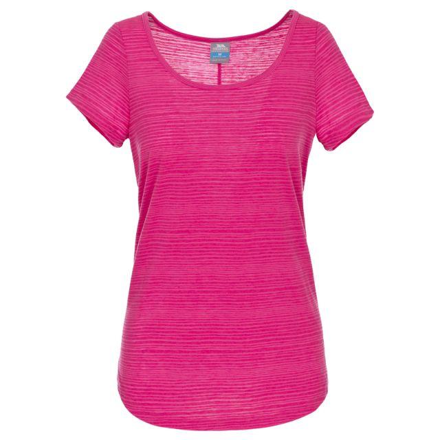 Brea Women's Active T-shirt in Pink