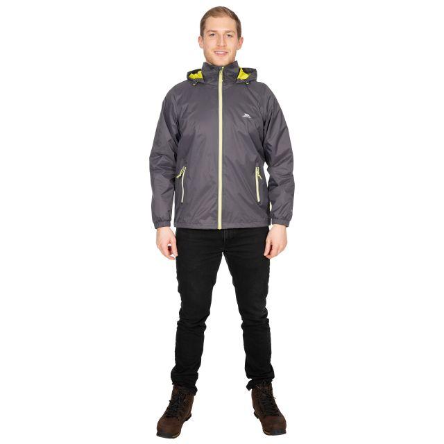 Briar Men's Waterproof Jacket in Grey