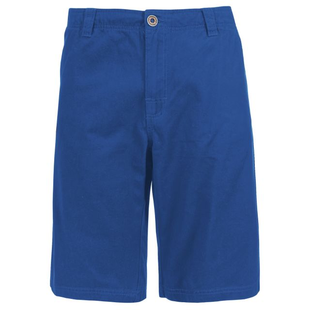 BRIDPORT Mens Travel Shorts in Blue