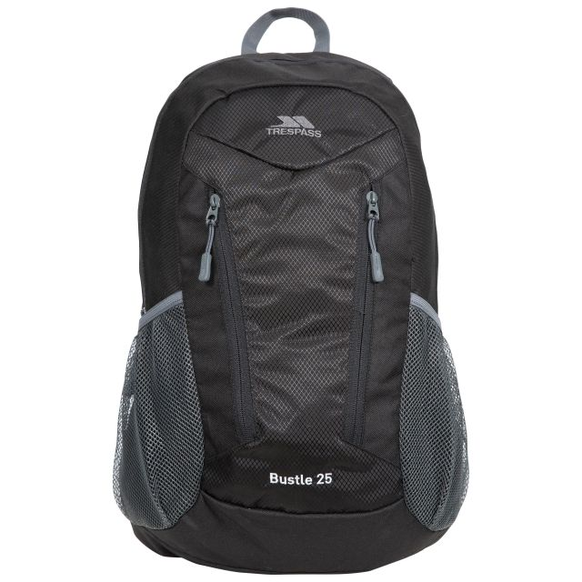 Bustle 25L Backpack in Black