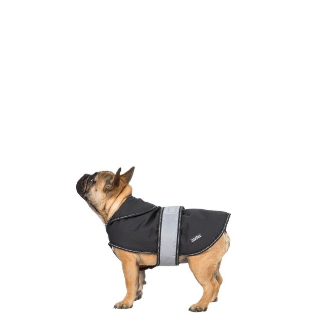 Butch Small Fleece Lined Softshell Dog Coat - BLX