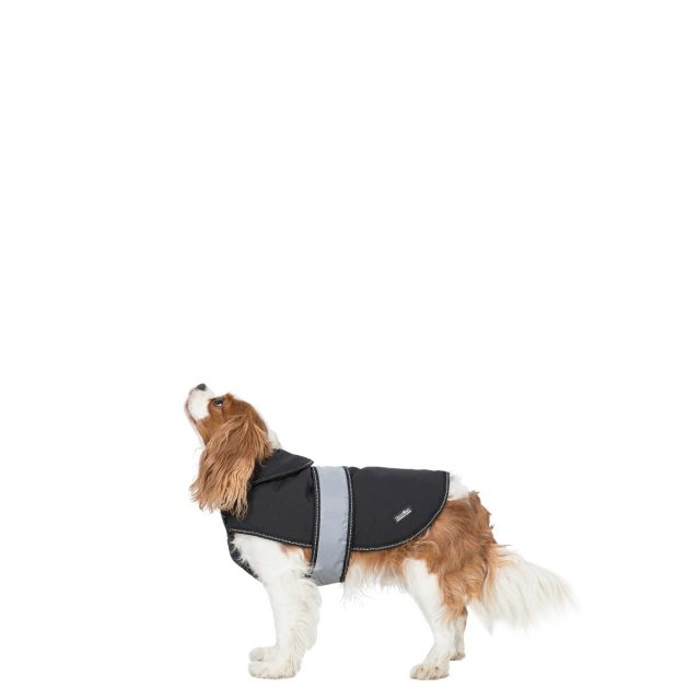 Butch XS Fleece Lined Softshell Dog Coat- BLX