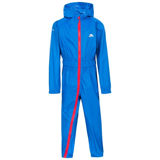 Button II Babies' Rain Suit - BLU