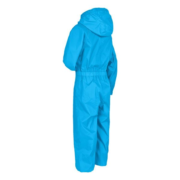 Button Babies' Rain Suit in Blue