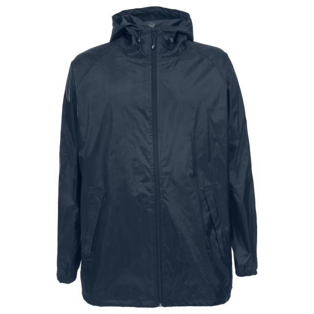 Cahone Men's Waterproof Jacket in Navy