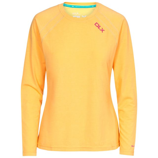 Cali Women's DLX Quick Dry Long Sleeve T-Shirt - CLM