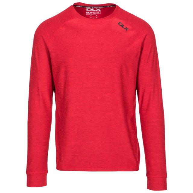 Callum Men's DLX Antibacterial Long Sleeve T-Shirt