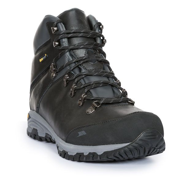 Cantero Men's Vibram Walking Boots - BLK