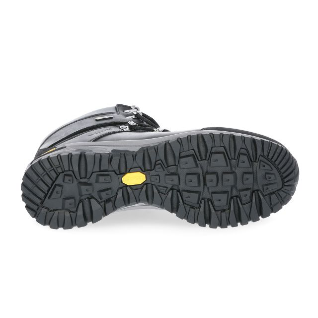 Cantero Men's Vibram Walking Boots in Black
