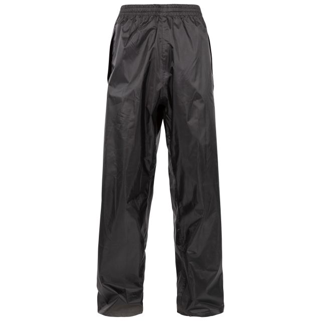Carbondale Men's Waterproof Trousers in Black