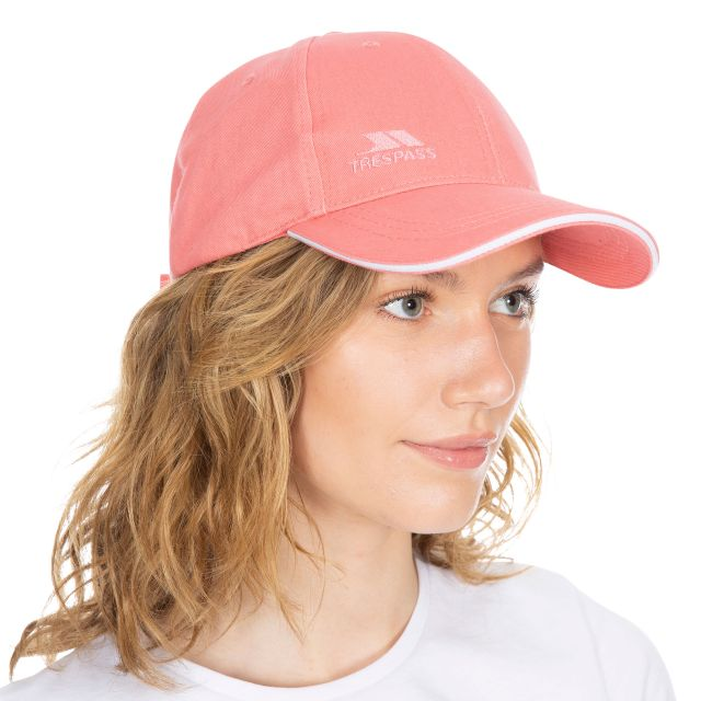 Carrigan Adults' Baseball Cap in Pink