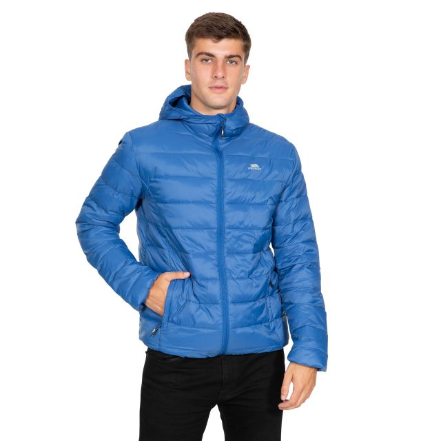Carruthers Men's Padded Casual Jacket - IND