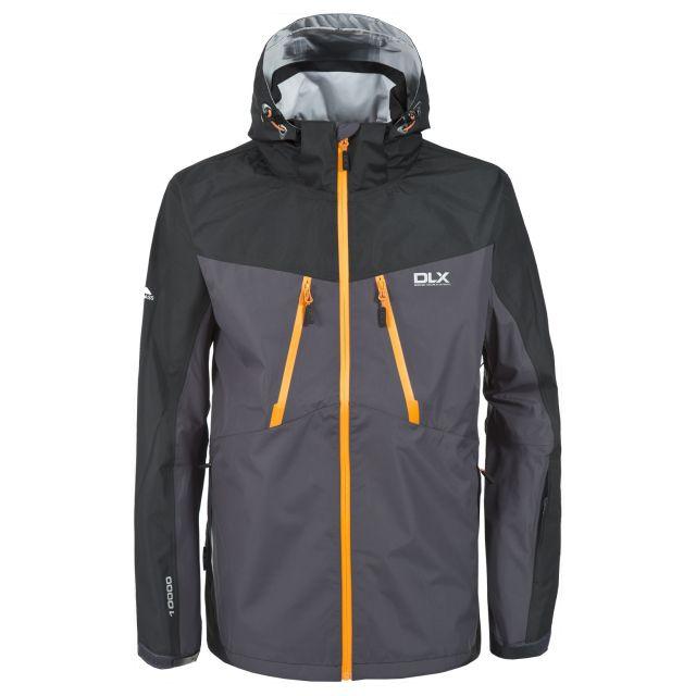 Cassius Men's DLX Waterproof Jacket in Grey
