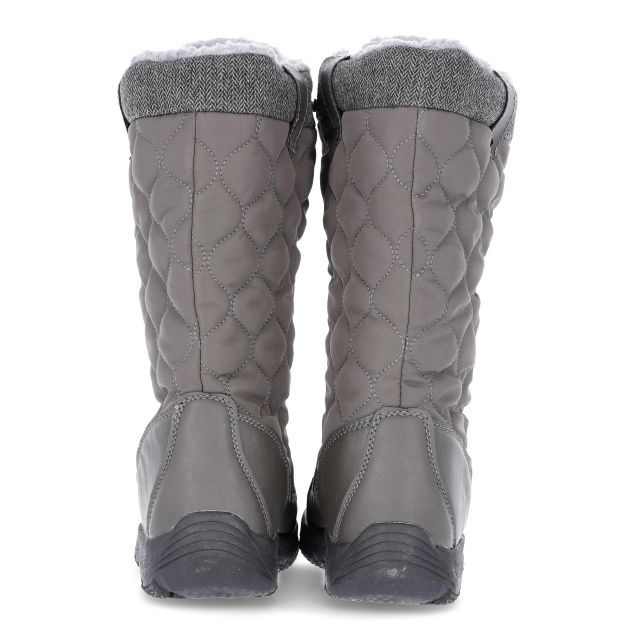 Ceitidh Women's Snow Boots in Grey