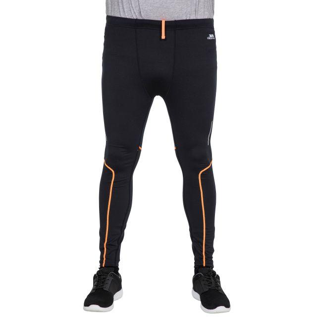 Celand Men's Full Length Quick Drying Sports Leggings