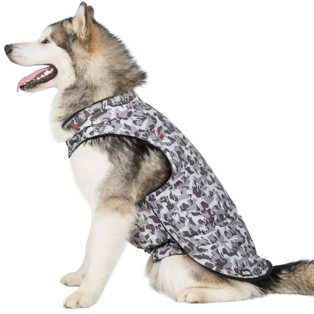 Charly XL Printed Waterproof Dog Coat - GDX