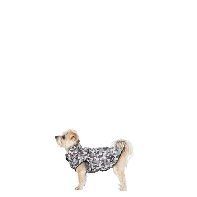Charly XXS Printed Waterproof Dog Coat - GDX